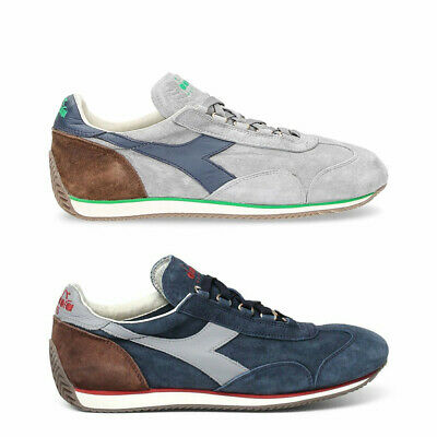DIADORA HERITAGE MEN Sneakers Low Top Lace Up Athletic Fashion Shoes Trainers