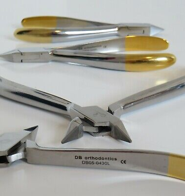 Dental Ortho Laboratory Pliers - DB Orthodontics (Adams)