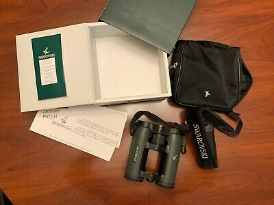 Swarovski EL10x32 W B Binoculars - green - Perfect Condition