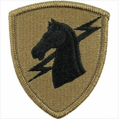 New Patch, Greew Sew On 1st Special Operations Special Forces Era