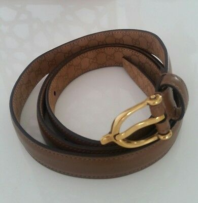 bbee37b2cd49 GUCCI Women Leather Belt ^^ Ceinture GUCCI en Cuir ^^ Cintura donna pelle