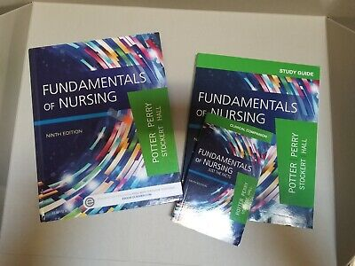 Fundamentals of Nursing by Patricia A. Potter, Patricia Stockert, Anne Griffin P