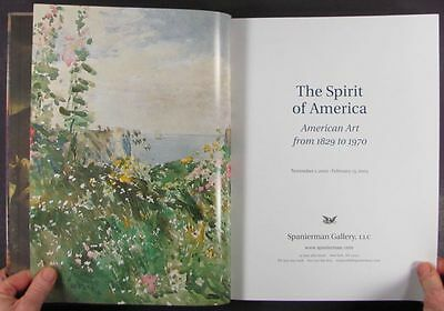 Book: American 19th-20th Century Painting - 2002 Spanierman Gallery Exhibit