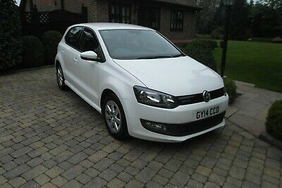 Volkswagen Polo Bluemotion Tdi Year 2014