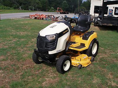 NICE CUB CADET Gt 2000 Shaft Drive Mower Only 287 Hours