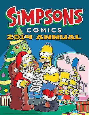 Simpsons - Annual 2014 (Annuals), Matt Groening , Acceptable   Fast Delivery