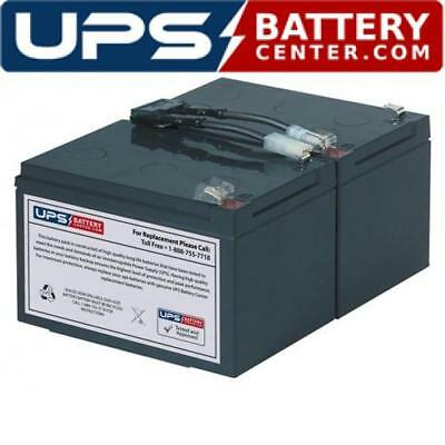 APC Smart-UPS 1400 SU1400RMI New Compatible Replacement Battery Pack by UPSBatteryCenter
