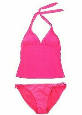 686ac9b457659 Old Navy Pink Tankini Tops & Bottoms Create Your Own Swimsuit Juniors XS -  XL