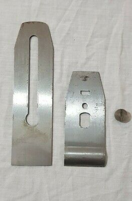 """Stanley 2"""" Blade and Chip Breaker with Retaining Screw made in England"""