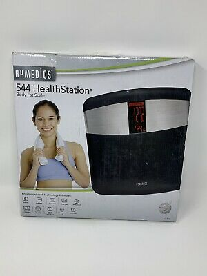 HoMedics 544 HealthStation LED Body Fat Scale