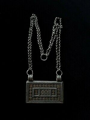 Silver Rare Necklaces from Oman Bedouin Ware (609)