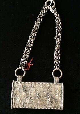 Silver Rare Necklaces from Oman Bedouin Ware (629)
