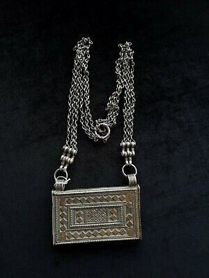 Silver Rare Necklaces from Oman Bedouin Ware (625)