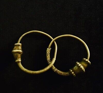 Silver Rare earrings from Oman Bedouin Ware (18)