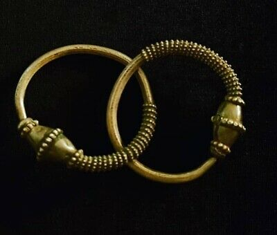 Silver Rare earrings from Oman Bedouin Ware (17)