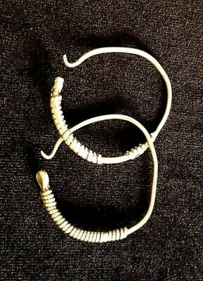 Silver Rare earrings from Oman Bedouin Ware (24)