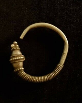 Silver Rare earrings from Oman Bedouin Ware (16)