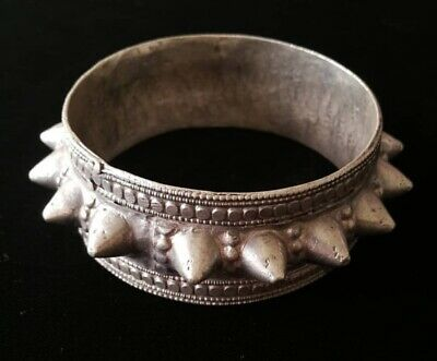 Anklets and Bracelets Silver Rare from Oman Bedouin Ware (529)