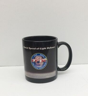 Space Based Laser Team SBL Speed Light Defense USAF BMDO TRW Boeing Lockheed MUG