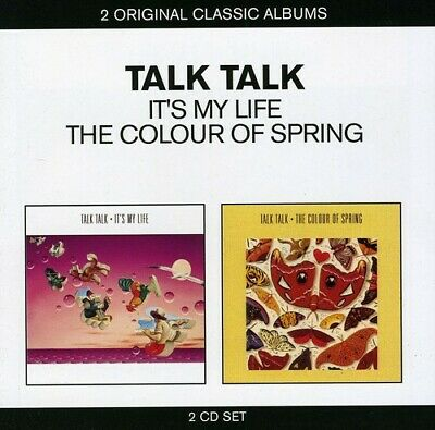 Colour Of Spring + It's My Life - 2 DISC SET - Talk Talk (2011, CD NUOVO)