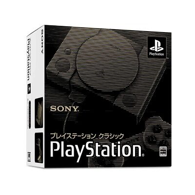 New SONY PlayStation Classic Console mini 20 Games PS PS1 from JAPAN ver. F/S