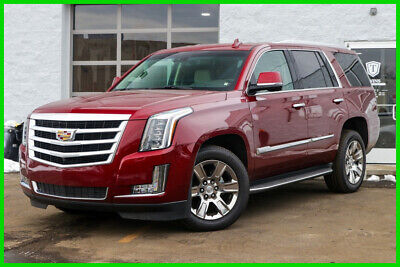 2016 Cadillac Escalade CLEAR TITLE FINANCING AVAIL Heated Seats Front & Rear HUD 2016 CADILLAC ESCALADE Luxury Collection 4WD SUV CLEAN!