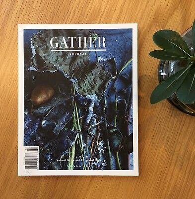 Gather Journal Food Recipe Magazine Issue 4 2014 Cocoon