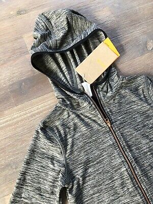 H&M Activewear Jacket With Hood Girls Size 5-6 BNWT Brand New With Tags