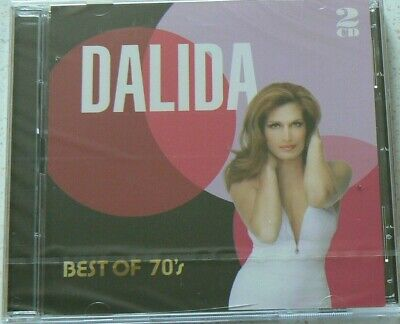 BEST OF 70's (36 Titres) - DALIDA (CD x2) NEUF SCELLE