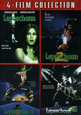 Leprechaun/Leprechaun 2/Leprechaun 3/Leprechaun 4 [2 Dis (DVD Used Very Good) WS