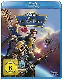 Der Schatzplanet [Blu-ray] by Clements, Ron, Musk... | DVD | condition very good