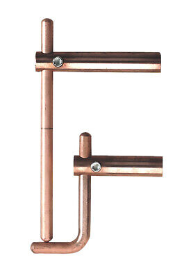 Sealey 120/803158 Spot Welding Arms 120mm Exterior Profiles