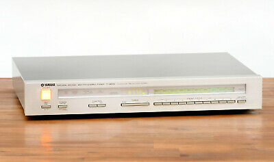 Yamaha T-960II FM/AM Stereo Tuner / Radio in silber