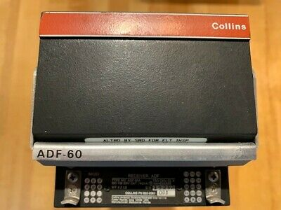 622 2362 001 Adf 60A Receiver Rockwell With 8130
