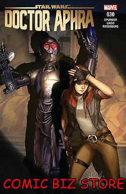 Star Wars Doctor Aphra #30 (2019) 1St Printing Witter Main Cover Marvel Comics