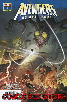 Avengers No Road Home #7 (Of10) (2019) 1St Printing Putri Main Cover Marvel