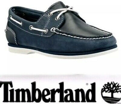 Timberland Earthkeepers Classic Womens Boat Shoes Deck Suede Lace Up A1C2S T2A