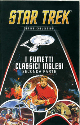 STAR TREK COMICS COLLECTION N.20 - I FUMETTI CLASSICI INGLESI - II Parte