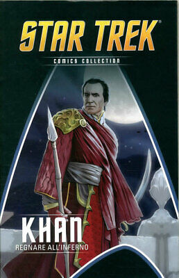 Star Trek Comics Collection N.26 - Khan: Regnare All'inferno