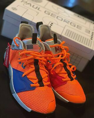 4a51d8f69480 Mens Limited Edition Training Shoes PG 3 NASA Basketball Shoes - Free  Shipping