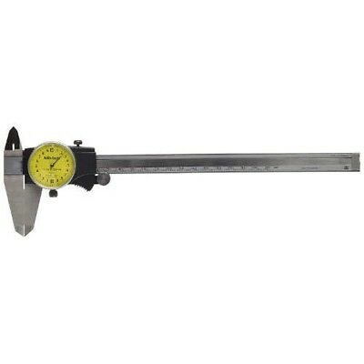 Mitutoyo 505-731 Dial Caliper 0~200mm D20TX From Japan with Tracking