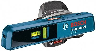Bosch GLL1P Mini Laser Level Electric Tool Compact Line Laser With Tracking