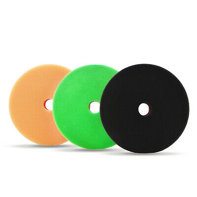 Green Autobrite Direct Correct It Cutting Spot Pad 80 mm