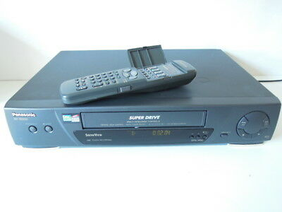 PANASONIC NV-SD 230 EG VHS Video Recorder mit Fernbedienung