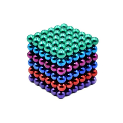216pcs 5mm Super Strong Neodymium Sphere Magnetic Balls Rare Earth DIY Magnet