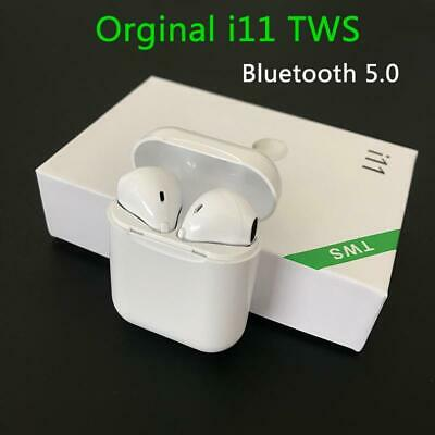 New i11 TWS air pods Wireless Stereo earbuds tws i11 ear pods better than i12 i7