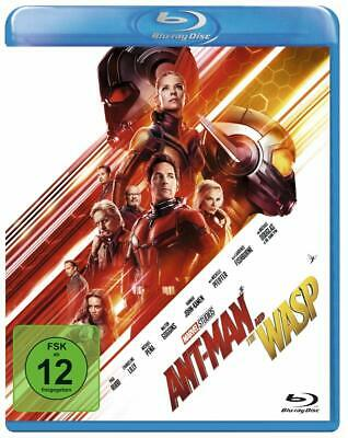 Ant-Man and the Wasp Blu-Ray - Marvel Michelle Pfeiffer Laurence Fishburne