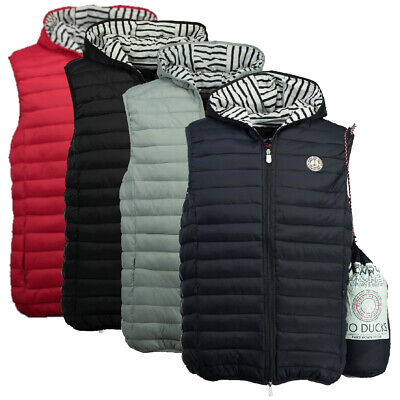 Giacca Gilet Giubbotto Piumino Smanicato Jacket Vuna Men GEOGRAPHICAL NORWAY Uom