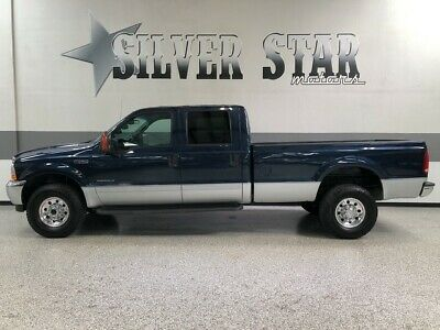 2003 Ford F-350  2003 F250 XLT CrewCab LongBed 7.3L-Powerstroke SuperNice Loaded Strong TX!