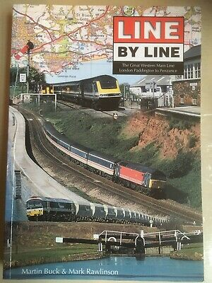 Line By Line - Martin Buck and Mark Rawlinson - Paddington To Penzance - MINT